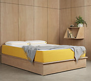 Eve Mattress Premium Memory Foam King Bed in a Box w/Pillow - H213994