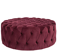 Charlene Tufted Ottoman by Valerie - H286094