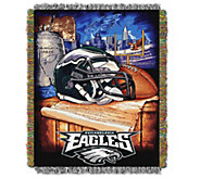 NFL Woven Tapestry Home Field Advantage 48 x 60 - H290094