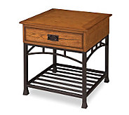 Home Styles Modern Craftsman End Table - H353894
