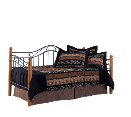 Hillsdale Furniture Winsloh Daybed With Supportdeck Qvc Com