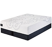 Serta Perfect Sleeper Elite Youthful Gel Memory Foam Split Queen Set - H206495