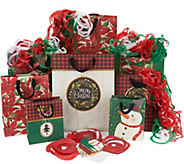 Hallmark 27pc Holiday Gift Wrap Set with Bags, Tags & Tissue Paper - H212195