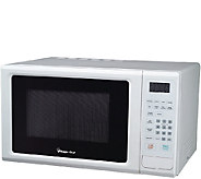 Magic Chef 1.1CF 1000W Microwave with Digital Touch - White - H287095