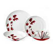 Mikasa Pure Red 5 Piece Place Setting - H177196