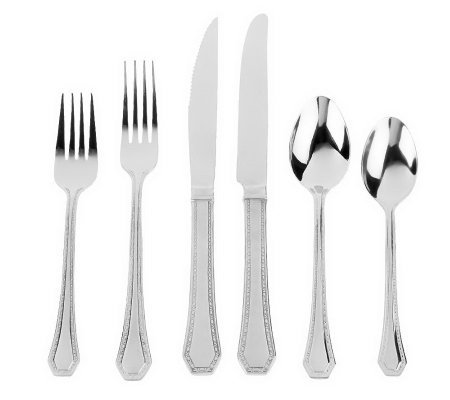 Reed & Barton Stainless Steel 108-piece Service for 12 Flatware Set