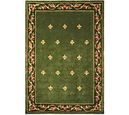 Royal Palace Special Edition 89x129 Fleur de Lis Wool Rug - H207296