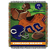 NFL Vintage-Style Tapestry Throw 48 x 60 - H290096