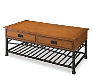 Home Styles Modern Craftsman Coffee Table - H353896