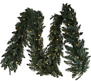 Bethlehem Lights Blue Spruce 9 Lit Garland - H209197
