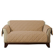 Sure Fit Suprelle Loveseat Cover - H211697