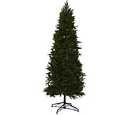 As Is Bethlehem Lights 7.5 Sitka Spruce Christmas Tree - H215197