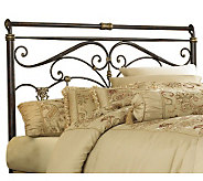 Fashion Bed Group Lucinda Marbled Russet Full Headboard - H281097
