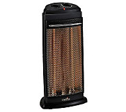 Duraflame Dual-Quartz Radiant Tower Heater - H282197