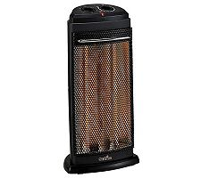 Duraflame Dual-Quartz Radiant Tower Heater