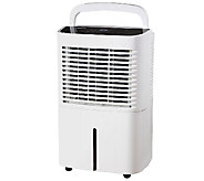Whirlpool 50-Pint 2-Speed Dehumidifier - H283797