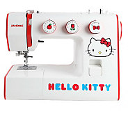 Janome Hello Kitty 15822 Heavy Duty Sewing Machine - H360097