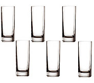 Luigi Bormioli 12.25-oz Top Class Beverage Glasses - Set of 6 - H364897