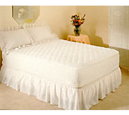 Beautyrest Queen Expand-A-Grip Mattress Pad - H66197
