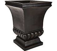 Bethlehem Lights Footed Urn with Square Well - H211298