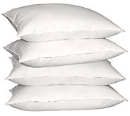 Blue Ridge 233TC Cotton Down Alt Pillows Jumbo-Size 4-Pack - H285298