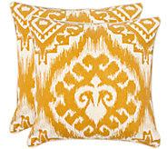 Safavieh Set of 2 18 x 18 Amiri Pillows - H285398