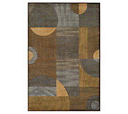 Momeni Dream Elements 7 10 x 9 10 Polypropylene Rug - H286198