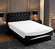 Signature Sleep 12 Aura Luxury Gel Memory FoamQueen Mattress - H288798