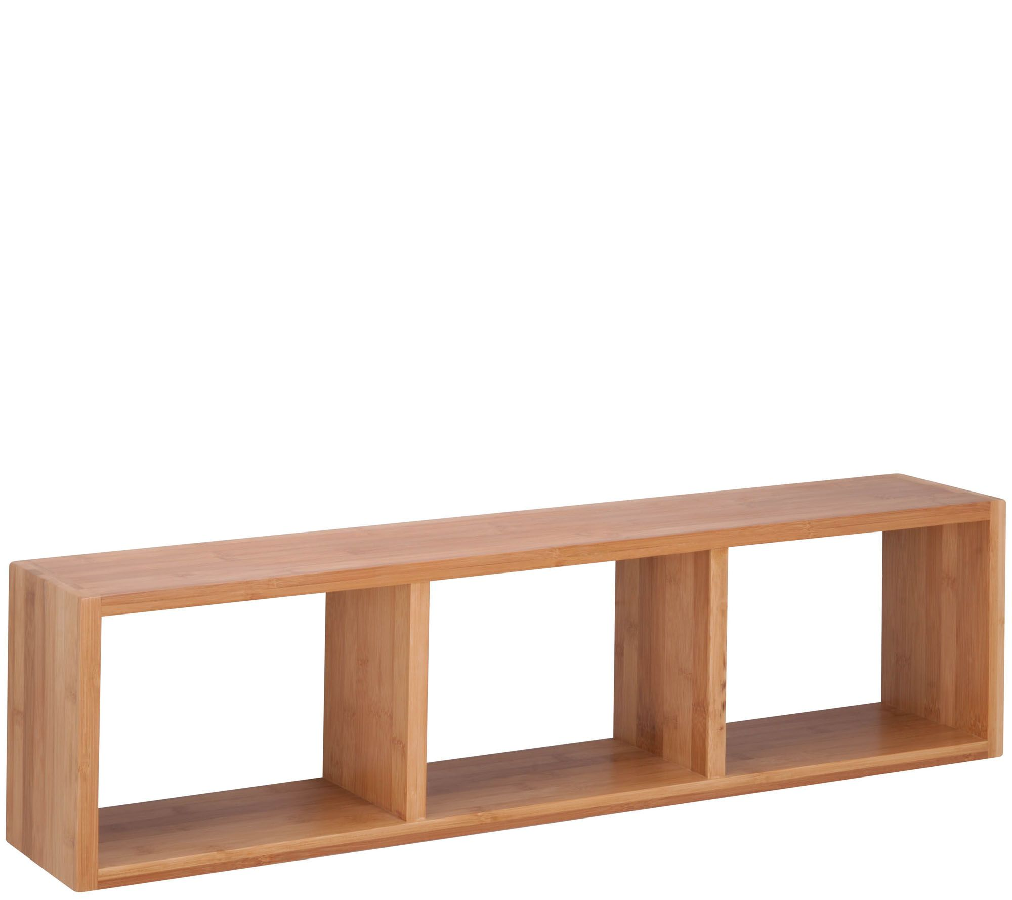 Honey Can Do Triple Cube Wall Shelf