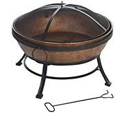 Avondale 31 Bronze Fire Pit - H294598