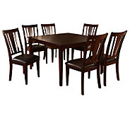 Bridgette I 7-Piece Dining Table and Chairs - H365198