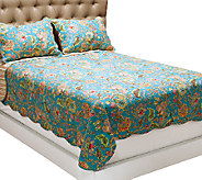 Reversible Quilt and Sham Bedding Set by Valerie - H203499