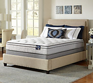 Serta 11 Dynamism EuroTop Plush Twin Mattress Set - H206499