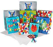 Hallmark 36-piece Gift Wrap Bundle - H210299