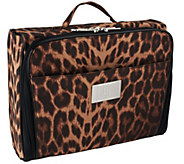 As Is Ultimate Cosmetic Organizer Case by Lori Greiner - H210599