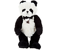 Charlie Bears Collectible Jago 11 Plush Panda Bear - H212899