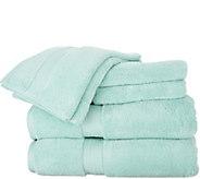 Casa Zeta-Jones The Finest 6-Piece 100Cotton Towel Set - H215199