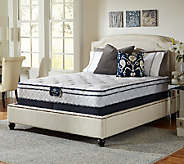 Serta Perfect Sleeper Glitz Euro Top King Mattress Set - H286699