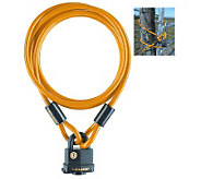 The Club 5 Security Cable with Weatherproof Padlock - H353299