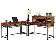 Home Styles Modern Craftsman Corner Desk - H366499