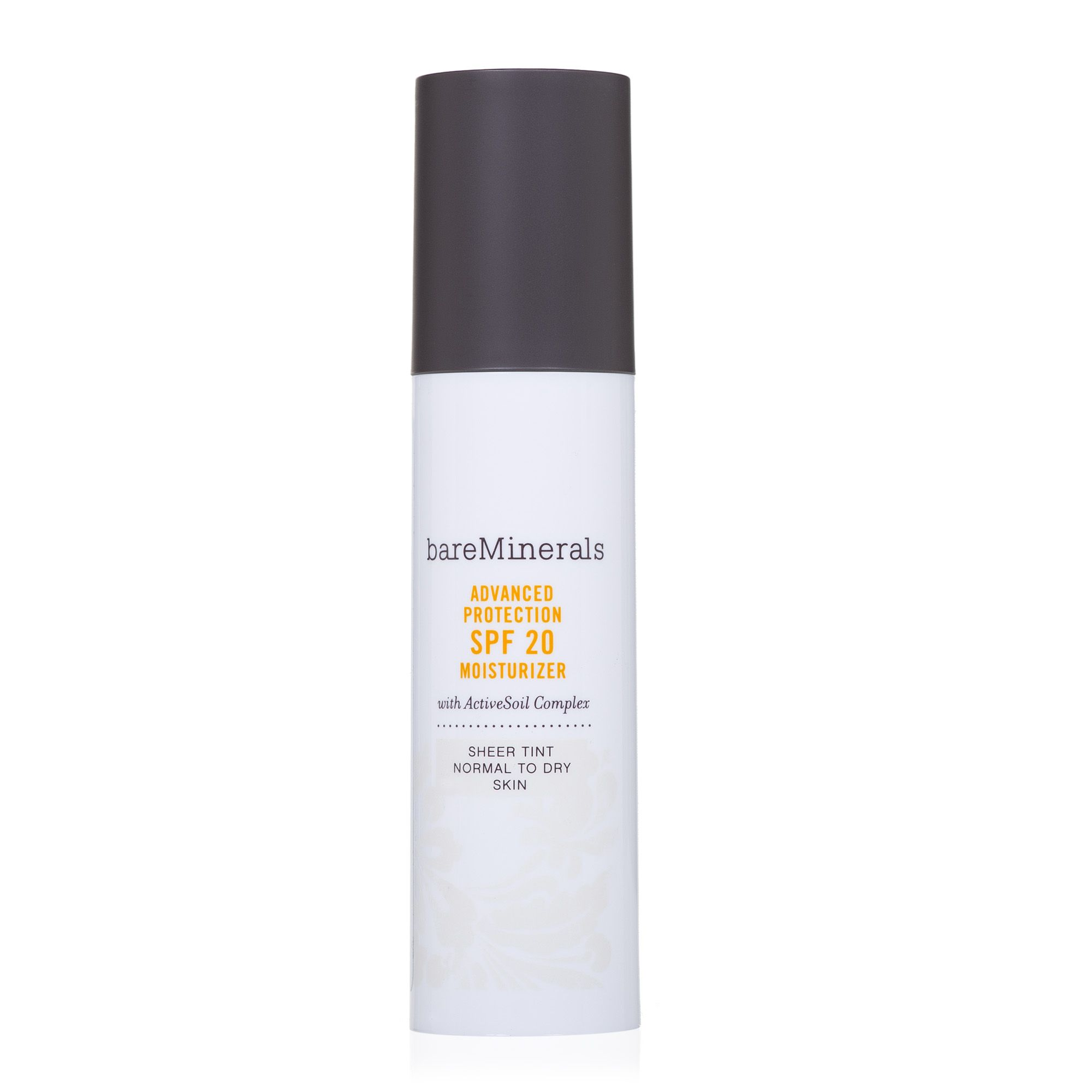 bareMinerals Advanced Protection crema idratante colorata vellutata con SPF 20