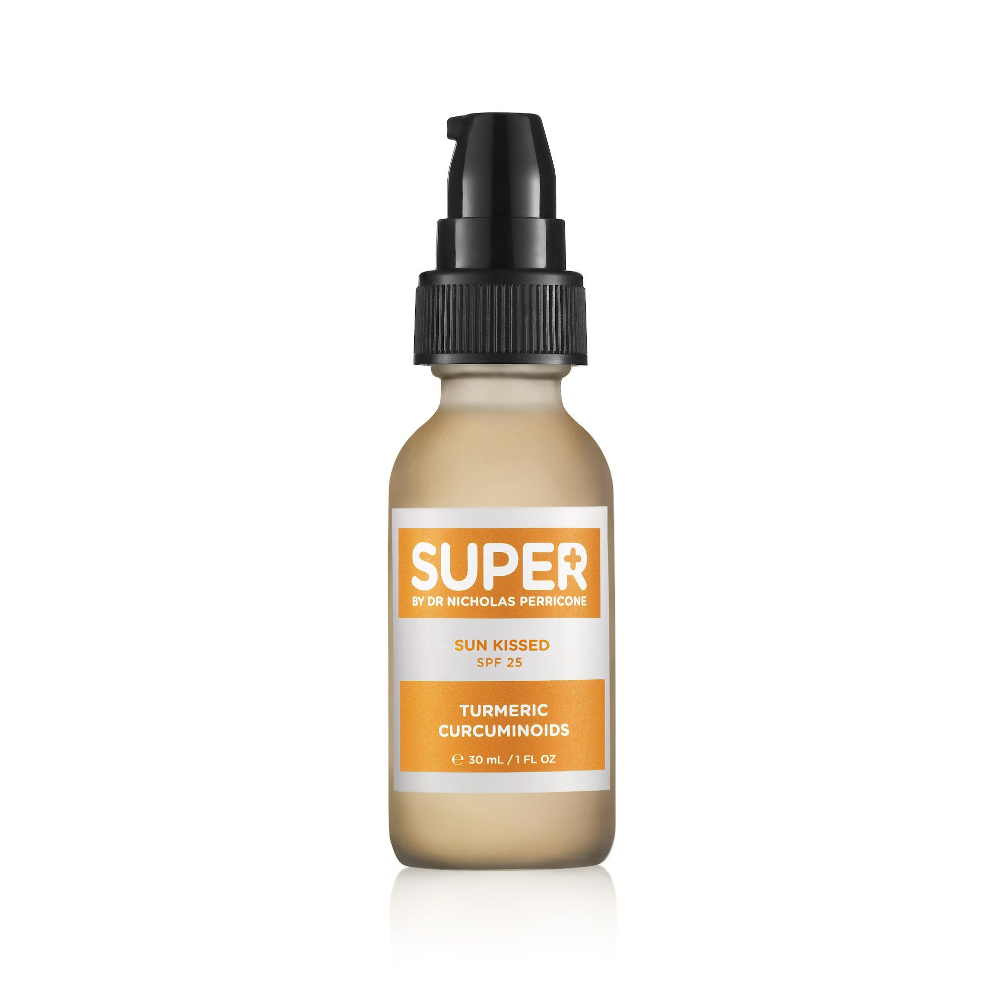 SUPER Sun Kissed idratante viso colorato con Curcumina