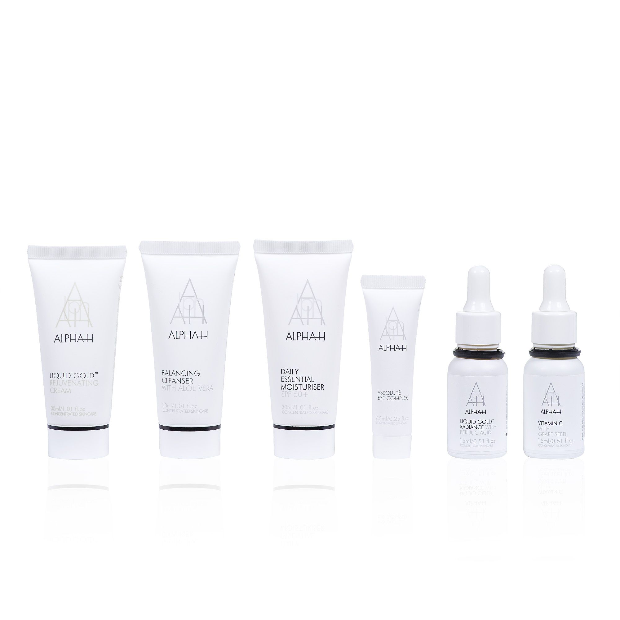 Alpha H Anti Pigmentation kit per pelli da ridefinire (6 pz)