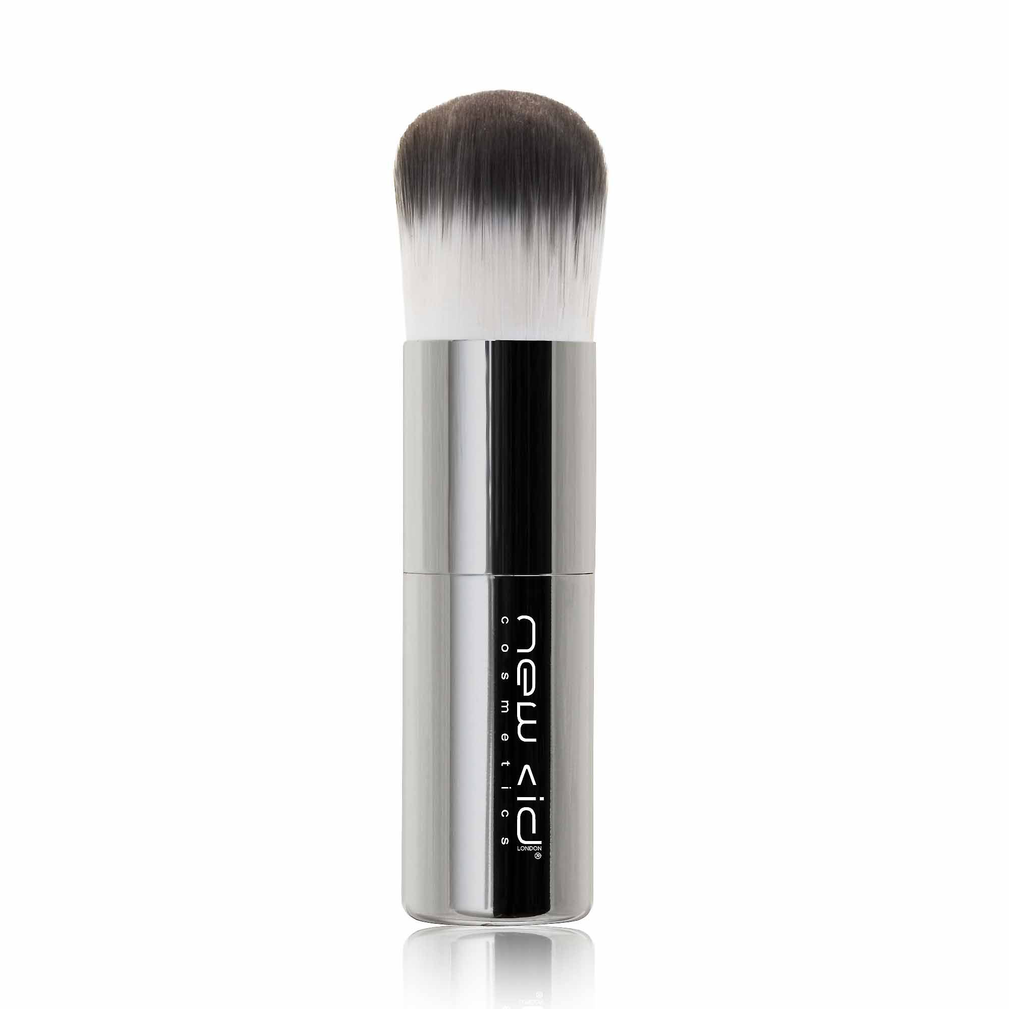 New Cid Cosmetics Pennello tascabile con setole morbide