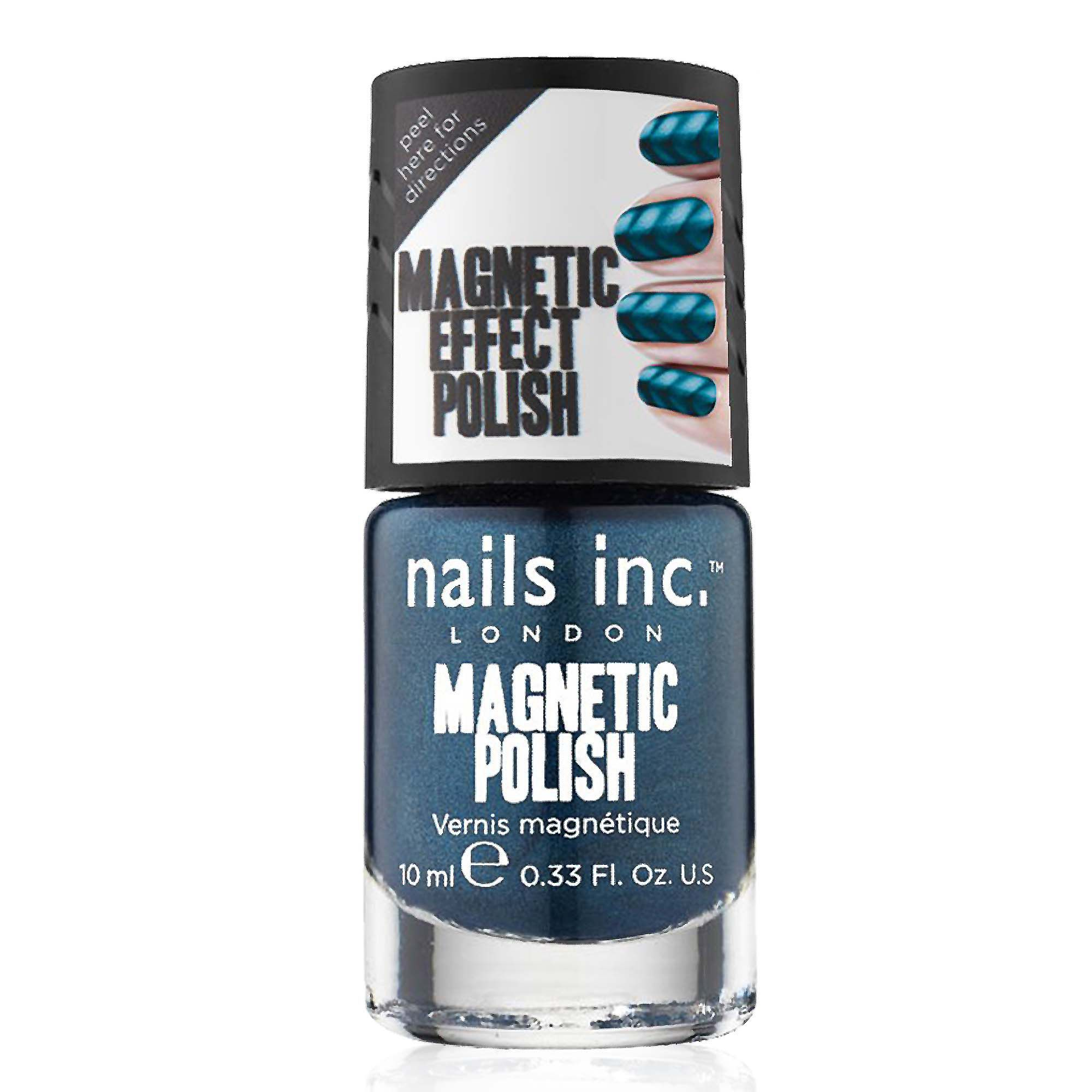 Nails inc. Magnetic Effect smalto magnetico per effetti speciali