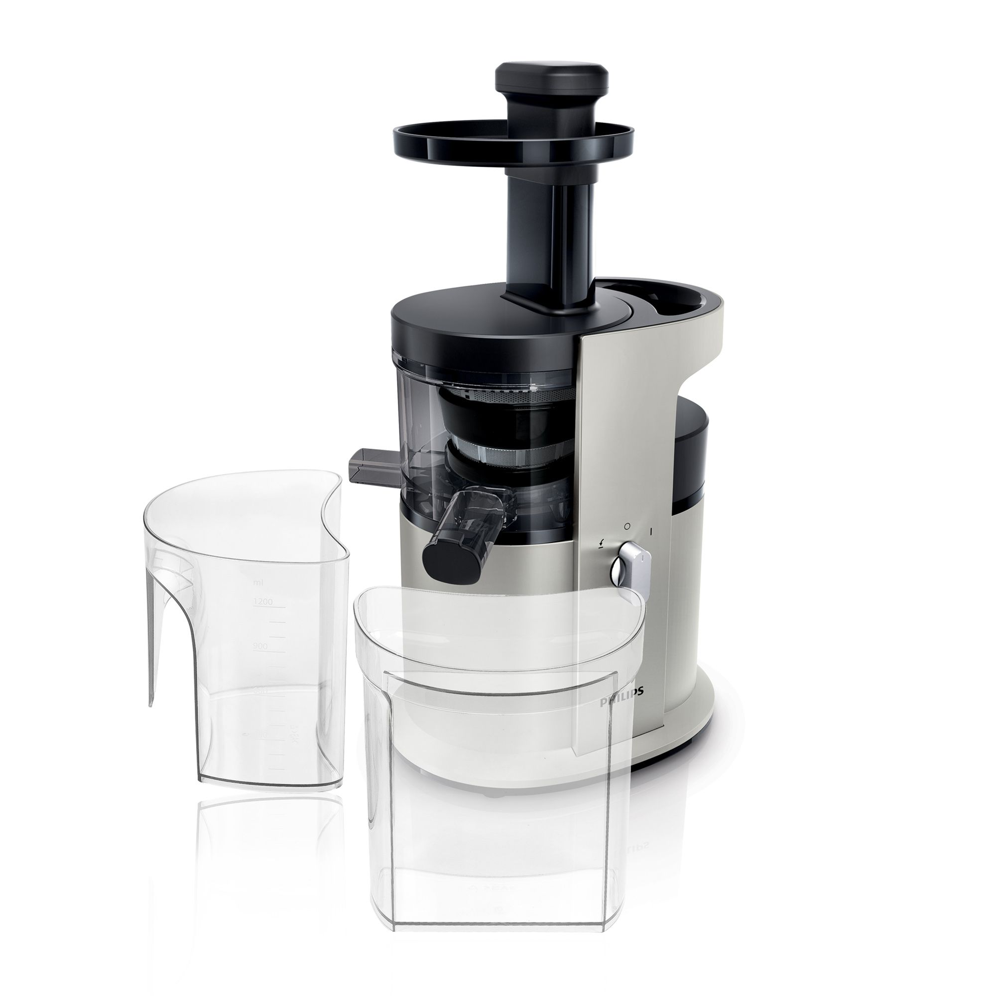 Philips Avance Slow Juicer Estrattore Di Succhi : Avance Slow Juicer estrattore di succhi - QvC Italia