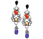 Carolyn Pollack Sincerely Fabulous Sterling Earrings - J272000