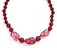 Lola Rose Hayley Beaded Adjustable Necklace - J349400