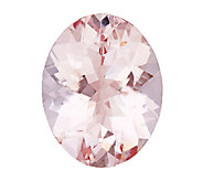 Premier 10x8mm Oval Morganite Gemstone - J336101