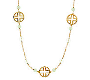 Linea by Louis DellOlio 38 Signature Charm and Bead Necklace - J321802
